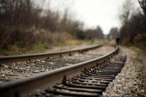 Train Tracks - The Morty Blog